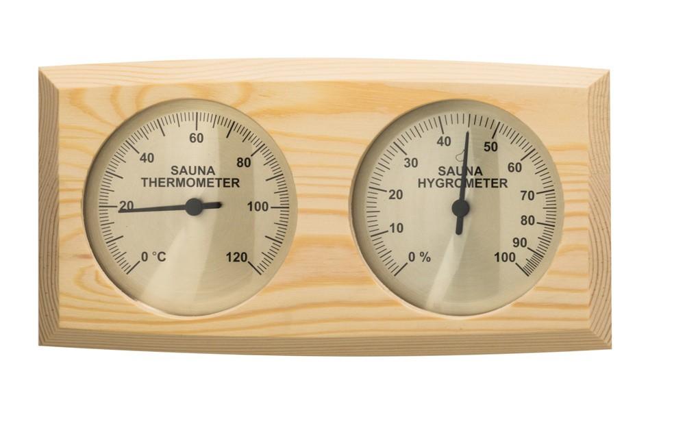 sauna thermo hygrometer kombination basic s saunazubeh r messinstrumente. Black Bedroom Furniture Sets. Home Design Ideas